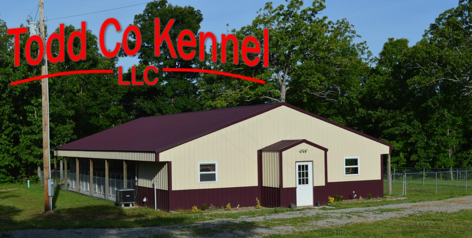 Todd Co Kennel LLC - A dog breading company
